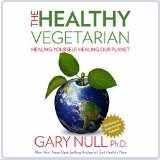 The Healthy Vegetarian by Gary Null, book