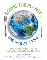 Gary Null's Saving the Planet One Bite at a Time - Book + Plant Codes Bonus DVD