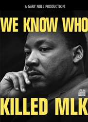 Gary Null's We Know Who Killed MLK - 2 CD set