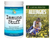 Gary Null's Immune Stuff + add on Supercharge Your Immune System DVD