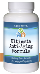 Gary Null's Ultimate Anti-Aging Formula +DVD
