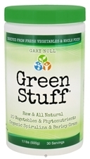 Gary Null's Green Stuff + Food, Mood, Body Connection DVD