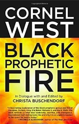 """Black Prophetic Fire"" by Cornel West - Book"