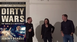 "Jeremy Scahill Book & DVD Pack - ""Dirty Wars"" Paperback and Jeremy speaks in Brooklyn with Laura Poitras and Glenn Greenwald"