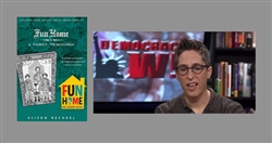 "Alison Bechdel Book & DVD Pack - ""Fun Home"" Book & Interview on DVD"