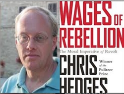 Chris Hedges Book & DVD Pack