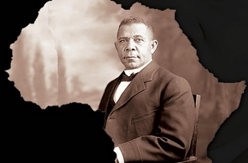 Booker T Washington Master Mind Child Slavery
