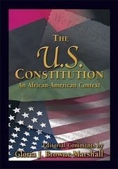 The U.S. Constitution: An African-American Context