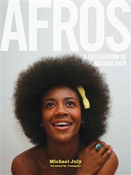 AFROS A Celebration of Natural Hair - Book