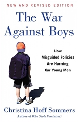 War Against Boys - Book