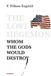 The Lost Hegemon: Whom the Gods Would Destroy - Book
