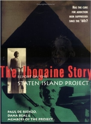 The Ibogaine Story - Book