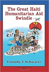 The Great Haiti Humanitarian Aid Swindle - Book
