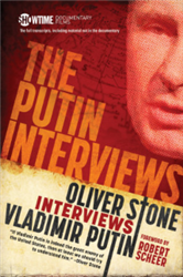 The Putin Interviews - Oliver Stone - book