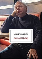 Nights Thoughts by Wallace Shawn - Book