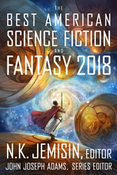 Best American Science Fiction and Fantasy 2018- Book