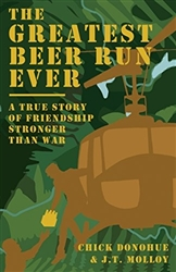 The Greatest Beer Run Ever- Book