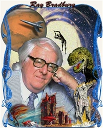 Ray Bradbury  - 2 Disc Set