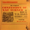The Confessions of Nat Turner CDThe Confessions of Nat Turner - CD