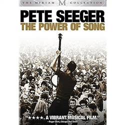 Pete Seeger - The Power of Song - DVD
