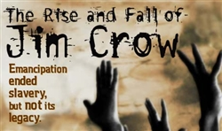 The Rise And Fall Of Jim Crow -DVD <br><br>