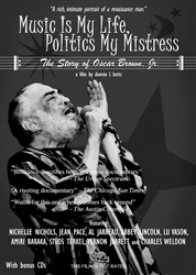 Music is my Life, Politics My Mistress