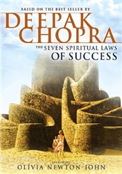 The Seven Spiritual Laws Of Success DVD, Deepak Chopra DVD