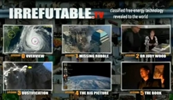 IRREFUTABLE: Classified Free-Energy Technology Revealed to the World DVD