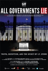 All Governments Lie: Truth, Deception, And The Spirit Of I.F. Stone - DVD