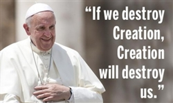Pope's Climate Encyclical Panel Discussion