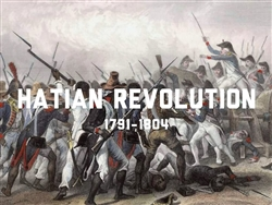 The Story of the Haitian Revolution Revealed - 5 DVD's