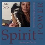 Spirit Power, Ancient and Future - Data DVD