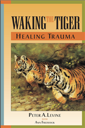 Trauma Healing Session and Waking the Tiger Book