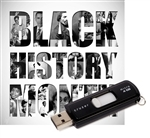 BLACK HISTORY MONTH Pacifica Radio Archives - 30 HOUR JUMP DRIVE
