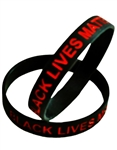 Black Lives Matter - wristband