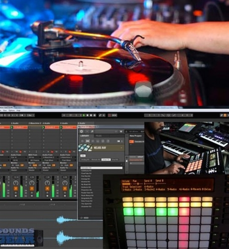 2 Hour Music Production or DJ class with Afrokinetics Chris Annibell -  EMAIL REQUIRED