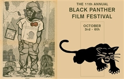 Black Panther Film Festival, October 6, 2pm Legacy Spirit of the Black Panthers-Pair of Tkts