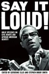 <br><br>Say it Loud! Great Speeches on Civil Rights in African American Identity Book and CD Set