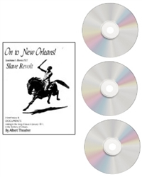 "On to New Orleans Pack- Book + 3CD""s"