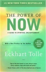 Power of Now + Flowering of Human Consciousness CD - Echert Tolle Book + CD