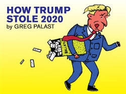 How Trump Stole 2020 Election Pack