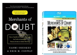 Merchants of Doubt - Book + DVD
