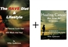 Healing Cancer + The Rave Diet and Lifestyle  - DVD + Book Pack
