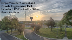 Illegal Weather Control and Climate Engineering Pack