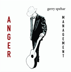 Gary Spehar - autographed Anger Management CD (includes 1-hour interview)
