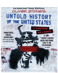 OLIVER STONE'S UNTOLD HISTORY OF THE UNITED STATES - 4 DVD SET