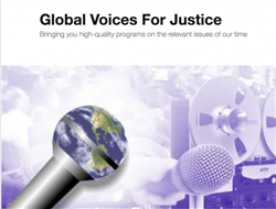 Global Voices For Justice Pack (3-DVD Pack)