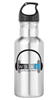 WBAI Stainless Steel Water Bottle