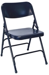 Blue Metal Folding Chairs,  Chair North Carolina, Wholesale Metal Folding Chairs,
