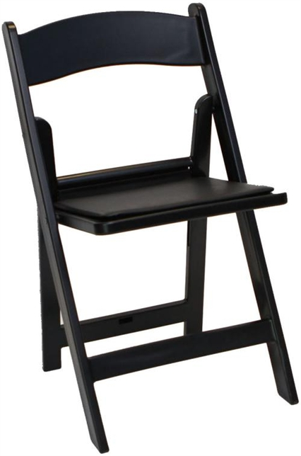 Black Resin Folding Chairs, Padded Folding Black Resin Chairs, Wholesale Prices Resin Folding Chairs, Texas Chairs, North Carolina Chairs